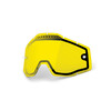 100% Vented Dual Replacement Lenses dual yellow / clear